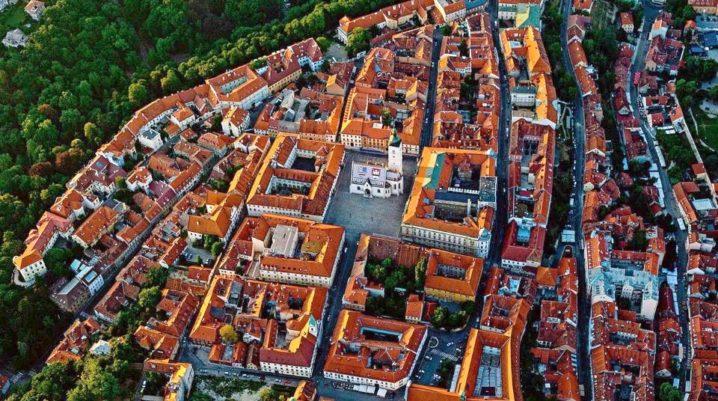 Zagabria - città mitteleuropea e capitale croata