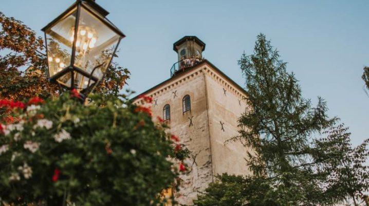 La Torre Lotrščak e un vero colpo di cannone